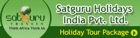 SATGURU HOLIDAYS INDIA PVT. LTD.
