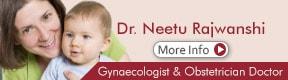 Dr Neetu Rajwanshi