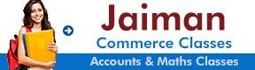 Jaiman Commerce Classes