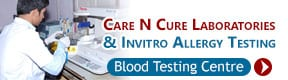 Care N Cure Laboratories & Invitro Allergy Testing