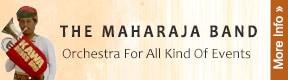 THE MAHARAJA BAND