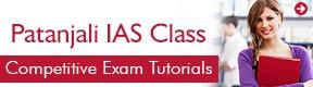 Patanjali IAS Class