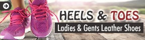 HEELS & TOES