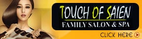 Touch Of Saien Family Salon & Spa