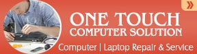 ONE TOUCH COMPUTER SOLUTION
