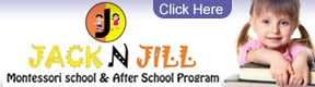 JACK N JILL Montessori School & After School Programme