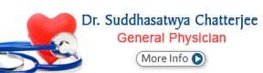 Dr Suddhasatwya Chatterjee