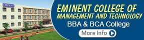 Eminent College Of Management And Technology