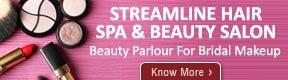 Streamline hair spa & beauty salon
