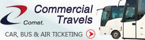 Comet Commercial Travels