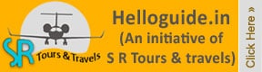 HELLOGUIDE.IN AN INITIATIVE OF S R TOURS & TRAVELS