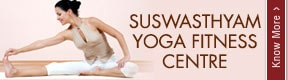 SUSWASTHYAM YOGA FITNESS CENTRE