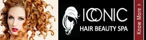 Iconic hair beauty spa