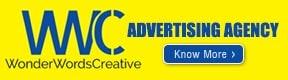 Wonder Words Creative Advertising Agency