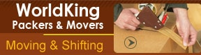 Worldking Packers & Movers