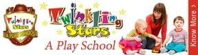 Twinkling Stars A Play School