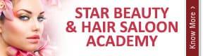 STAR BEAUTY & HAIR SALOON ACADEMY