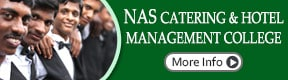 NAS CATERING & HOTEL MANAGEMENT COLLEGE
