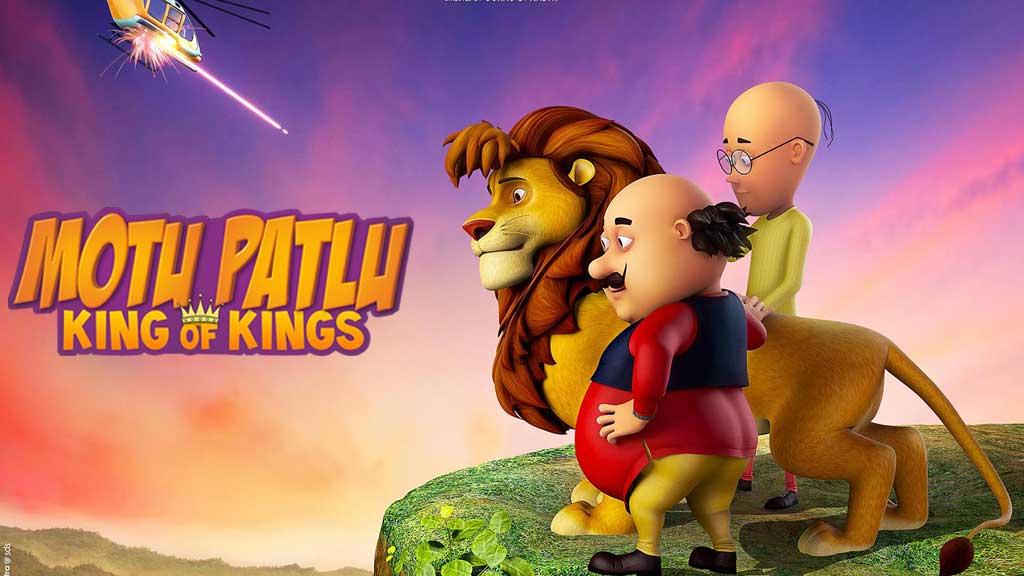 Motu Patlu King Of Kings Animated Tamil Movie Reviews Ratings