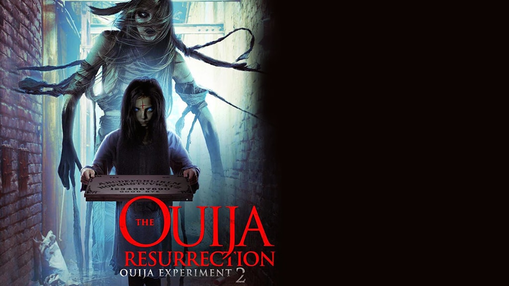 ouija experiment 2 trailer español