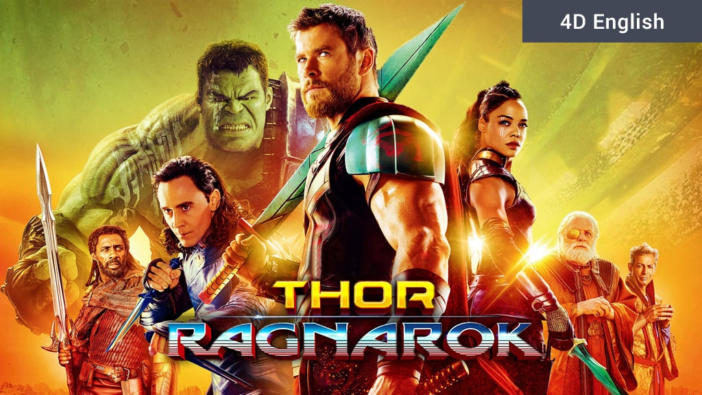 thor ragnarok 4d english movie reviews ratings trailer justdial
