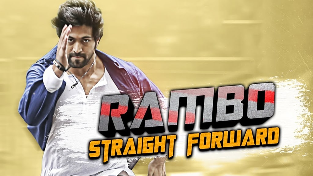 Rambo Straight Forward (Hindi Movie) Reviews, Ratings