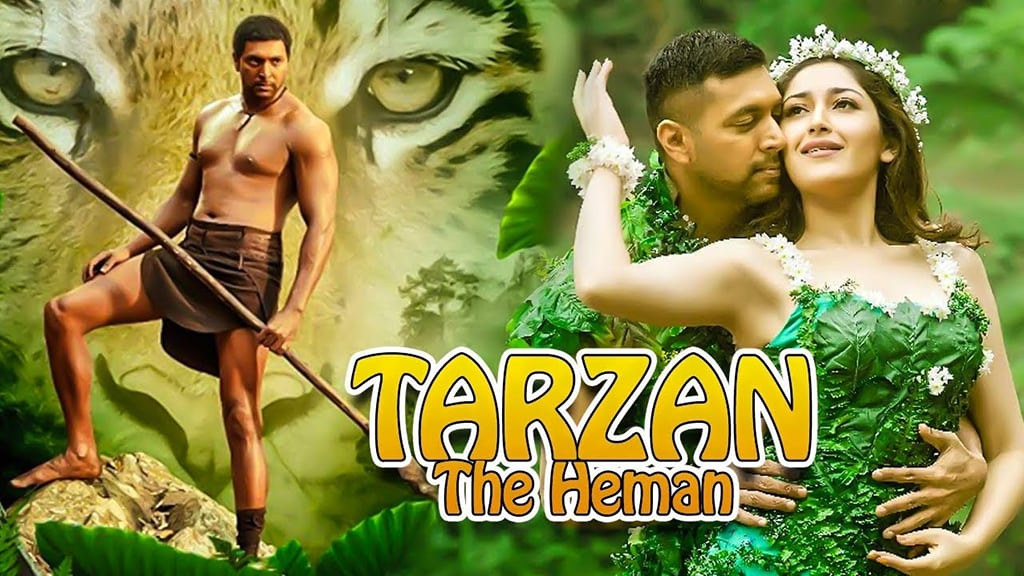 Tarzan hindi movie video