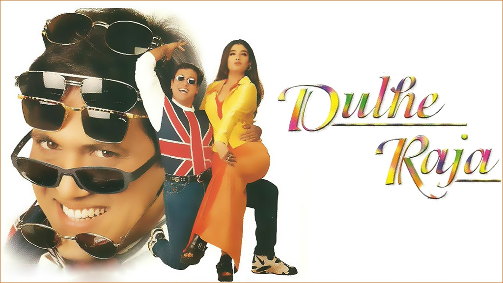Dulhe Raja Hindi Movie Reviews Ratings Trailer Justdial