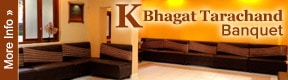 K Bhagat Tarachand Banquet