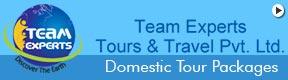 Team Experts Tours & Travel Pvt Ltd