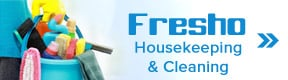 Fresho Housekeeping & Cleaning