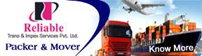 Relieble Trans & Impex Services Pvt Ltd