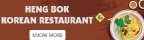 Heng Bok Korean Restaurant