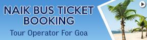 Naik Bus Ticket Booking