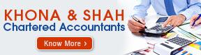 Khona & Shah Chartered Accountants