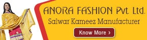 Anora Fashion Pvt Ltd
