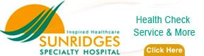SUNRIDGES SPECIALTY HOSPITAL