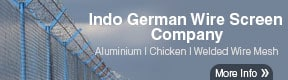 Indo German Wire Screen Company