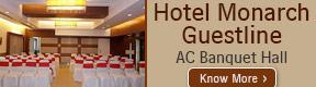 Hotel Monarch Guestline