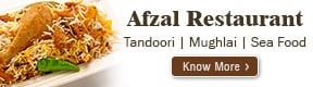 Afzal Restaurant