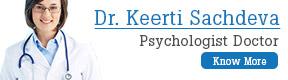 Dr Keerti Sachdeva