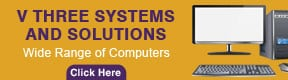 V Three Systems And Solutions