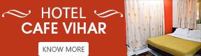 Hotel Cafe Vihar