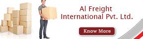Al Freight International Pvt Ltd