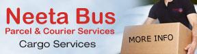 Neeta Bus parcel & courier services