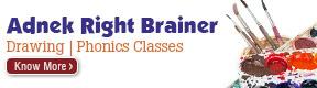 Adnek Right Brainer