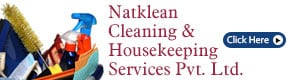 Natklean Cleaning & Housekeeping Services Pvt Ltd