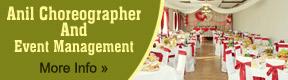 Anil Choreographer And Event Management