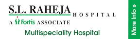 S L Raheja Hospital