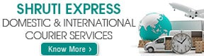 Shruti Express Domestic & International Courier Services